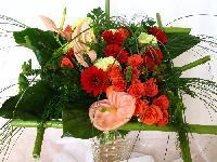 Květiny miluji už odmala,říká floristka