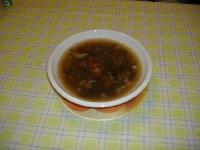 Domácí čínská polévka