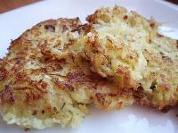 Zelné placky à la bramborák