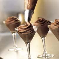 Vynikající čokoládová pěna