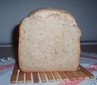 Cibulkový domácí chléb