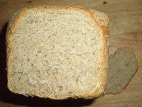 Chléb ze tří druhů mouky