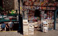 Nákupy v New Yorku
