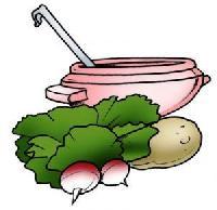Ředkvičková polévka