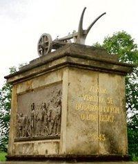 Stadice –historická obec Přemysla Oráče