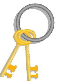 Zapomenuté klíčky