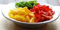 Sterilujeme: papriky v oleji...