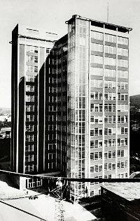 Zlínský mrakodrap
