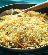 Kuskus místo rýže. A nevaří se!