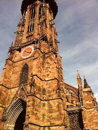 Spojte návštěvu Freiburgu se studiem němčiny!
