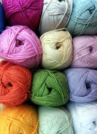 Radost z pleten� a h��kov�n�