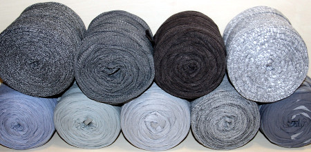 Pletení ze špagátů