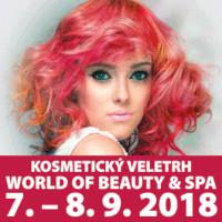 Soutěž s veletrhem WORLD OF BEAUTY & SPA